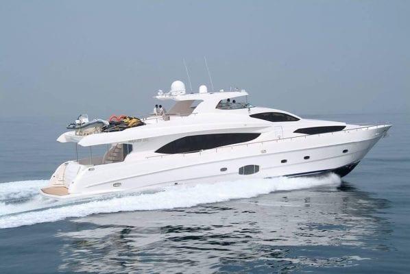 rental yacht dubai marina