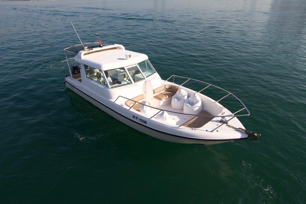 35ft Boat Nanje Yachts